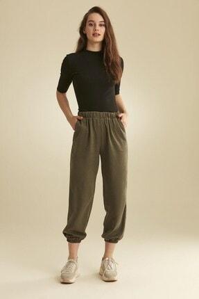 Tuğba Kadın Haki Pantolon