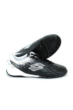 Lotto Halı Saha Ayakkabı&Krampon-Unisex-Siyah/Beyaz-Gamer Id Jr-T0626