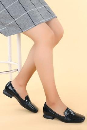 Ayakland Kadın Siyah Ayakkabı