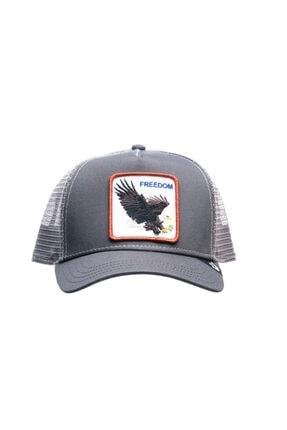 Goorin Bros Unisex Gri Desenli Şapka