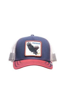 Goorin Bros Unisex Kırmızı Desenli Şapka