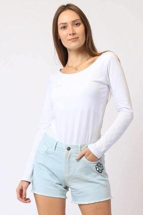 Twister Jeans Kadın Şort