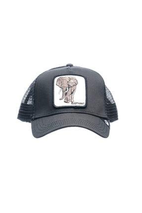 Goorin Bros Unisex Siyah Animal Farm Big Heart Şapka 101 0561