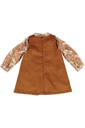 Monna Rosa Kız Elbise-gömlek
