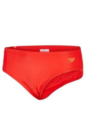 Speedo Erkek Çocuk Kırmızı Endurance 10  Slip Yüzücü Mayosu