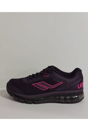 Lescon Unisex Mor Mürdüm Spor Ayakkabı