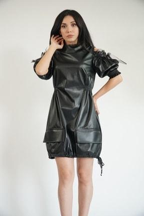 Lila Rose Kadın Siyah Elbise