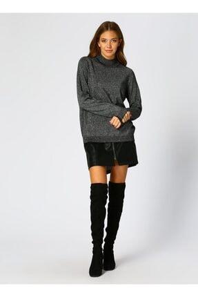 Vero Moda Kadın Siyah Kazak