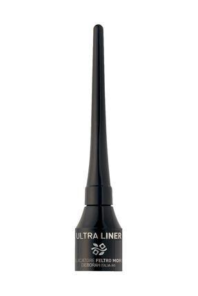 Deborah New Ultra Liner Softer Siyah Eyeliner - 8009518141580