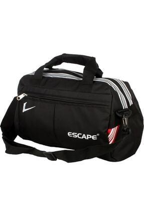 Escape  Unisex Siyah  Küçük Boy Seyahat Çantası