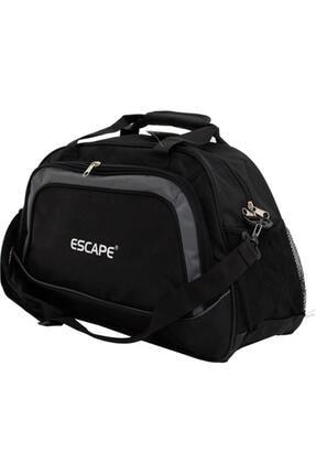 Escape  Unisex Siyah Seyahat Çantası 137