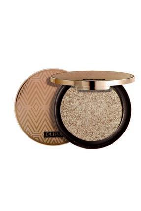 Pupa Milano Far - Savanna 3D Gold Eyeshadow Retro Dreamıng 8011607275588