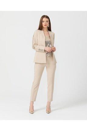 Seçil Payet Bluzlu Ceket