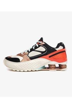 Nike Kadın Kırmızı Siyah Shox Enigma 9000 Spor Ayakkabısı Ct3451-100