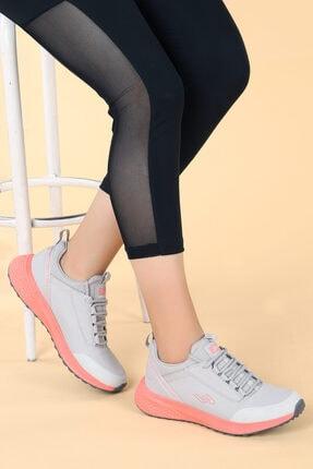 Jump 25750 Günlük Bağcıklı Kadın Spor Ayakkabı