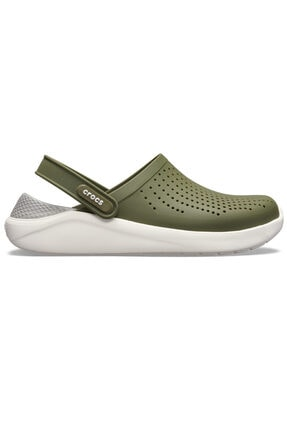 Crocs Unisex Yeşil  Literide Clog Terlik