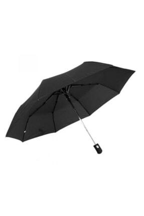 Vardem Unisex Siyah Katlanabilir Şemsiye