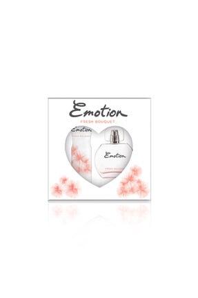 Emotion Fresh Bouqet Edt 50 ml Kadın Parfüm + 150 ml Deodorant Set  8412593EMD1529856