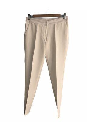 Batik Kadın  Ekru Pantolon