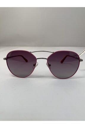 Optelli  Kadın Pembe Uv400 Güneş Gözlüğü