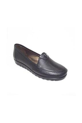 Punto Hakıkı Derı Ortopedık Gunluk Kadın Ayakkabı
