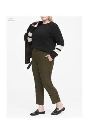 Banana Republic Avery Straight-Fit Ponpon Detaylı Pantolon