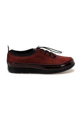 Polaris 92.101001SZ Bordo Kadın Sneaker Ayakkabı 100428076