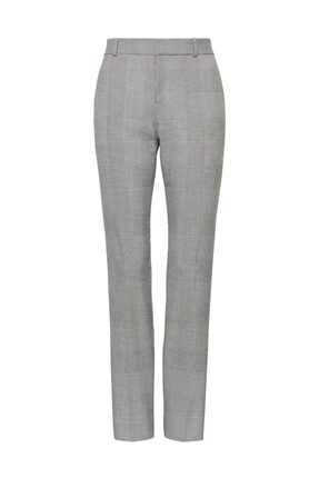 Banana Republic Ryan Slim Straight-Fit Ekose Pantolon