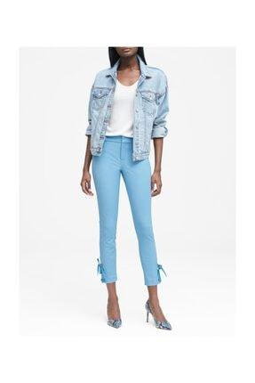 Banana Republic Kadın Mavi Sloan Skinny-Fit Pantolon 165599