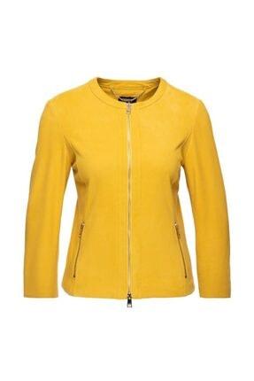Liu Jo Kadın Sarı Mont