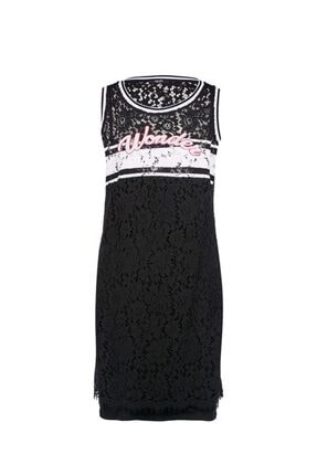 Liu Jo Kadın Siyah Elbise T19068-j5650