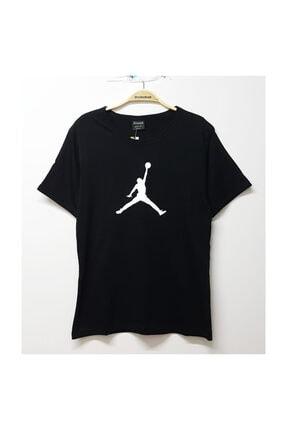 Köstebek Nba Jordan Air Logo Unisex T-shirt