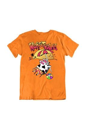 Köstebek T-shirt Stranger Things Dustin Roast Beef Unisex