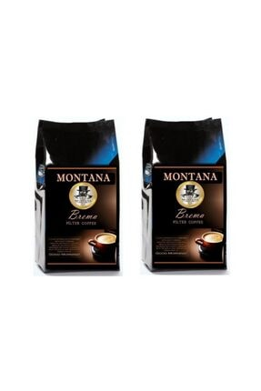 Brema Arabica Çekirdek Filtre Kahve 1 Kg - 500 Gr. X 2 Adet brema500x2çekirdek