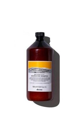Davines Naturaltech Nourishing Shampoo 1000 ml Yıpranmış Kuru Saçlar Için Sülfatsız