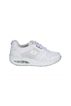 MP Kadın Yürüyüş Ve Sneaker Spor Ayakkabı Beyaz 201-6712