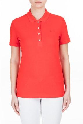 Lacoste Polo Yaka T Shirt KADIN POLO PF5462 S5H