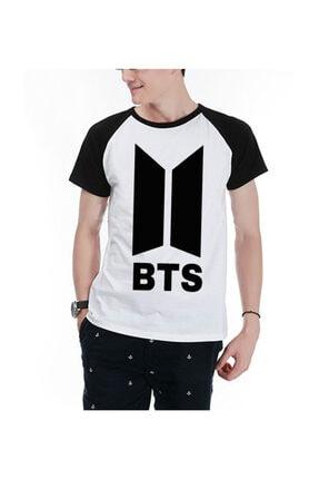Köstebek K-pop Bts 2017 New Logo (raglan) Unisex T-shirt