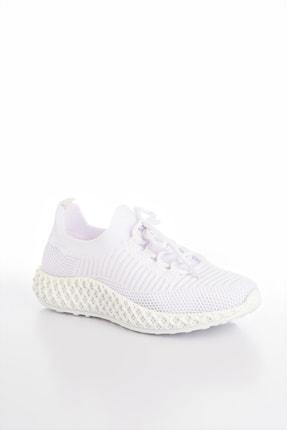 SOHO Beyaz Kadın Sneaker 14923