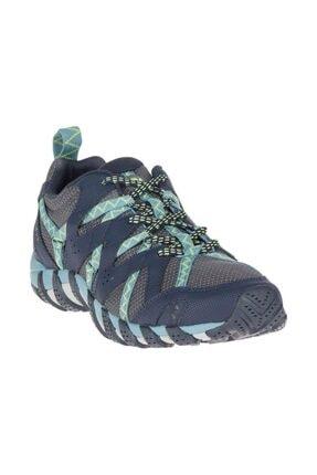 Merrell J034092 Waterpro Maipo 2 Rock Gris Kadın Aqua Ayakkabı