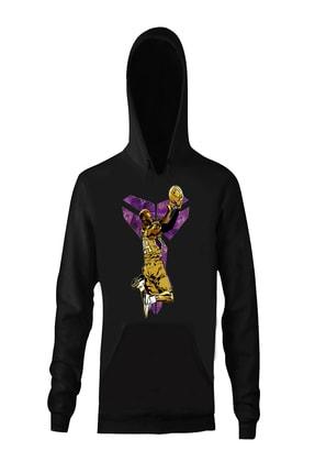 Art T-shirt Unisex Kobe Black Mamma Baskılı Tasarım  Sweatshirt