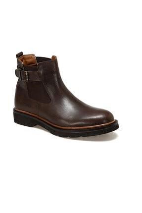 MERCEDES Hakiki Deri JOSH 9PR Kahverengi Erkek Ayakkabı