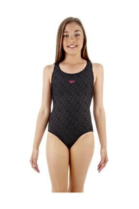 Speedo Kız Çocuk Yüzücü Mayo Bayan 8-088338815