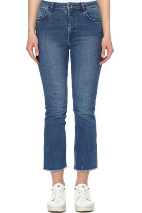 Kadın Mavi Denim Pantolon 1074638