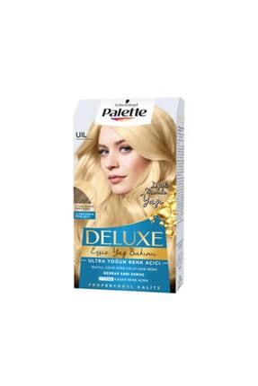 Palette Deluxe Saç Boyası Uıl Ultra Yoğun Renk Açıcı