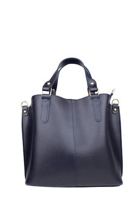 Housebags Lacivert Kadın Omuz Çantası 163