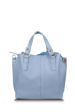 Housebags Bebe Mavi Kadın Omuz Çantası 3065