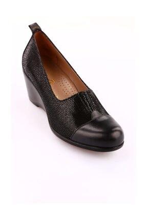 Venüs Siyah Kadın Ayakkabı
