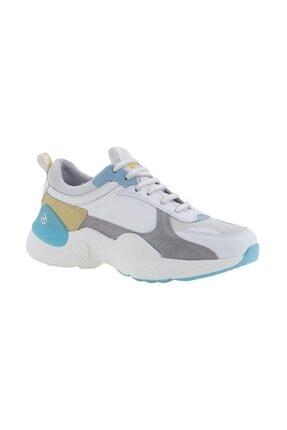 Greyder Kadın Beyaz-Mavı Sneaker 0Y2SA29980