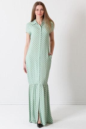 Herry Kadın Mint Elbise 19pya6728